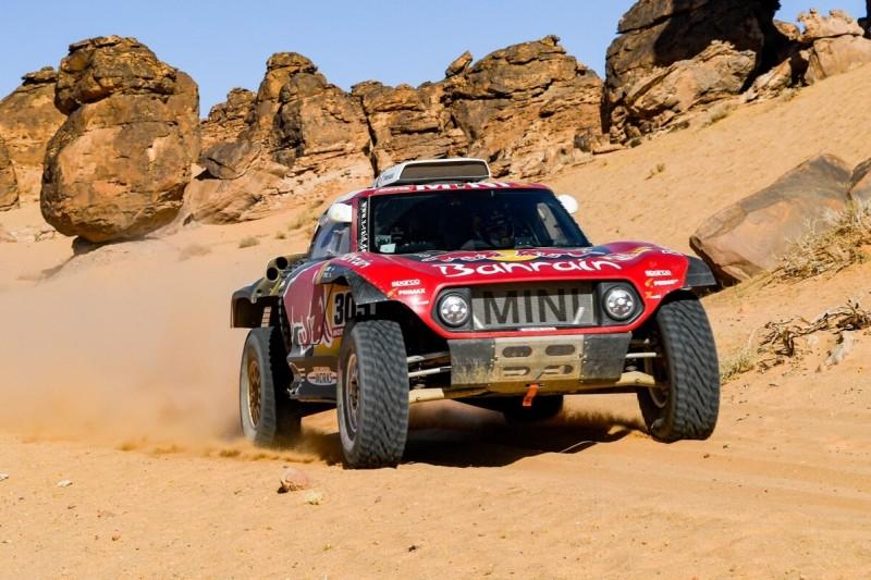 Rallye Dakar 2020: Carlos Sainz festigt mit Tagessieg die Gesamtführung