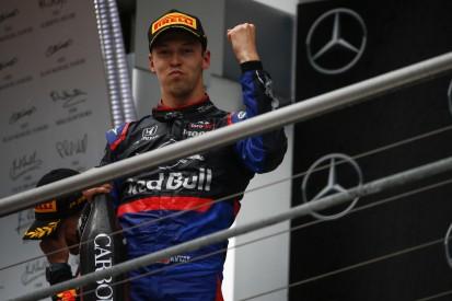 """Daniil Kwjat: 2019 """"eines meiner besten Jahre"""" in der Formel 1"""