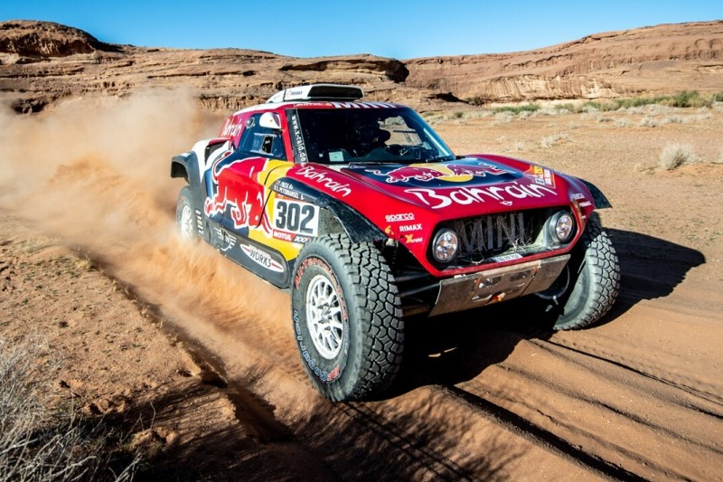 Rallye Dakar 2020: Peterhansel rückt Sainz und Al-Attiyah näher