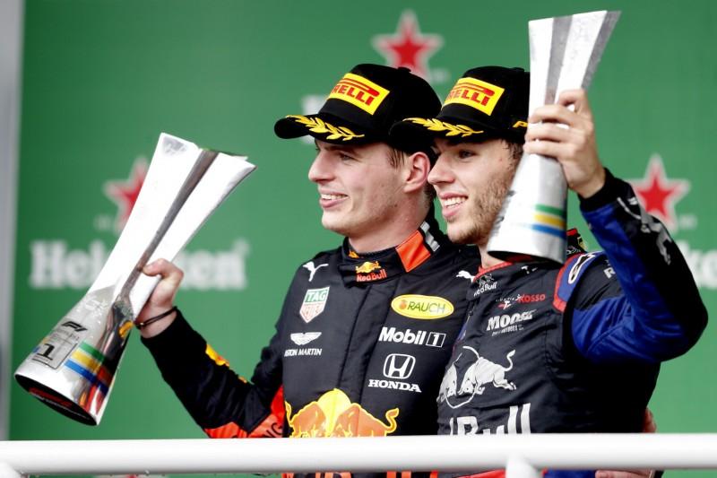 """Toro-Rosso-Teamchef Tost: """"Synergien"""" mit Red Bull haben 2019 geholfen"""