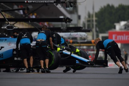 Highlights des Tages: Als Scherz getarnt - Williams beim Testsauftakt dabei!