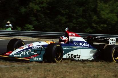 Jordan 1995: Wie Peugeot sein Image verbessern wollte