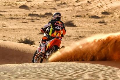 Rallye Dakar 2020: Matthias Walkner bei siebter Etappe Zweiter