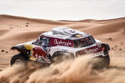 Rallye Dakar 2020: Sainz baut mit drittem Tagessieg seine Führung aus