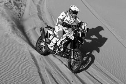 Tiefe Betroffenheit unter den Dakar-Fahrern nach dem Tod von Goncalves