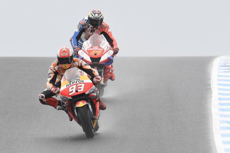 MotoGP-Umfrage: Welcher Fahrer ist im Regen am besten?