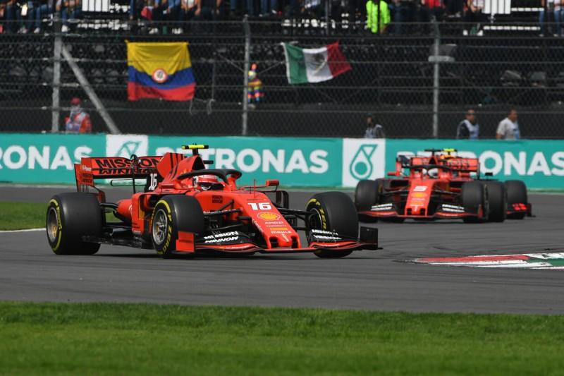 Leclerc über Vettel: Kann noch viel von ihm lernen
