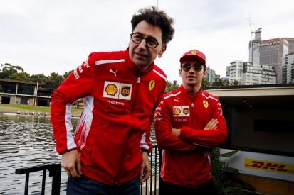 Highlights des Tages: Leclercs Fallschirmsprung verärgerte Ferrari