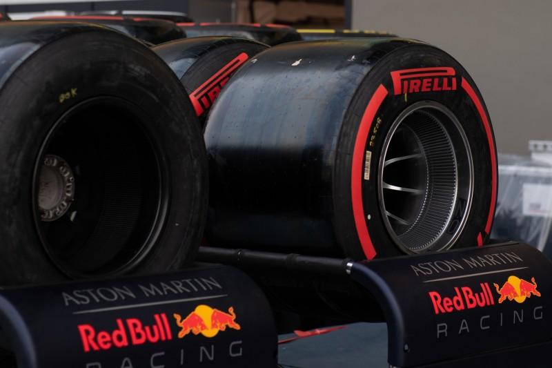 Pirelli sieht 2020 erhöhtes Risiko, dass die Formel-1-Reifen überhitzen
