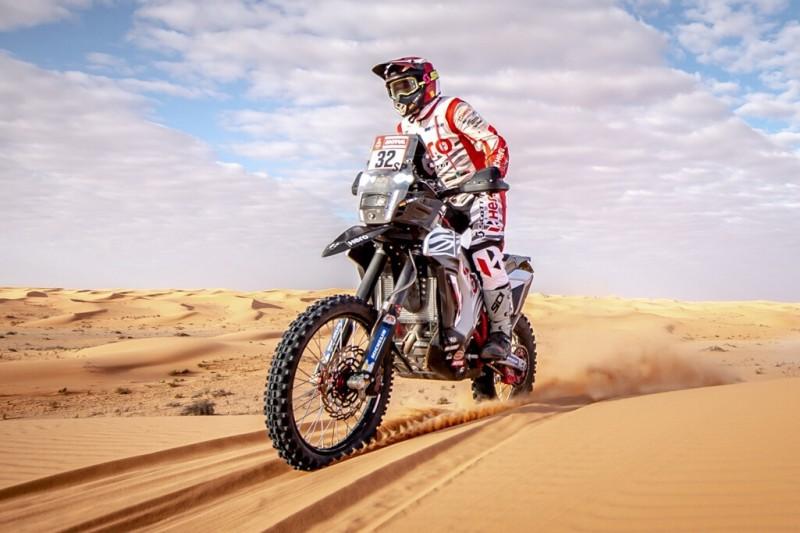 Sebastian Bühler: Ein künftiger Dakar-Topfahrer aus Deutschland?