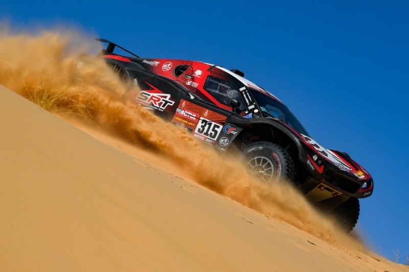 Rallye Dakar 2020: Außenseiter dominieren achte Auto-Etappe