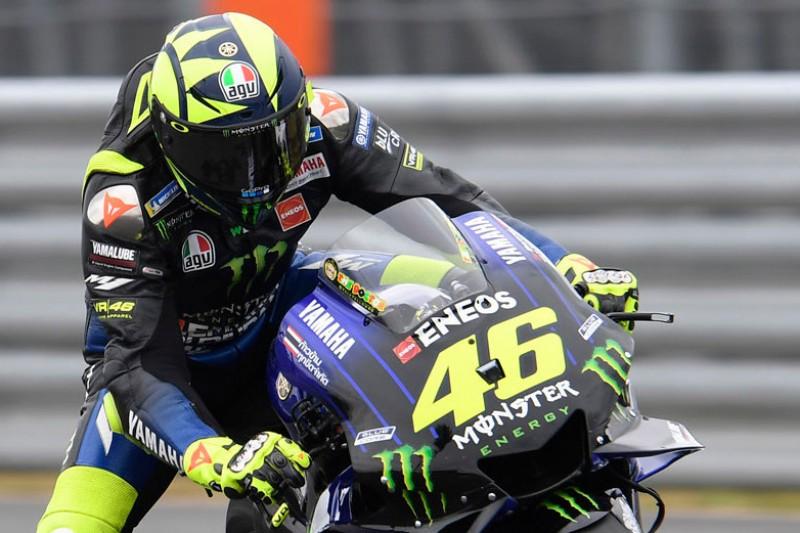 Brembo-Experte erklärt: Darum stellte Valentino Rossi seinen Bremsstil um