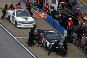 Die NASCAR-Woche: Boxenstopp-Experimente in den unteren Ligen