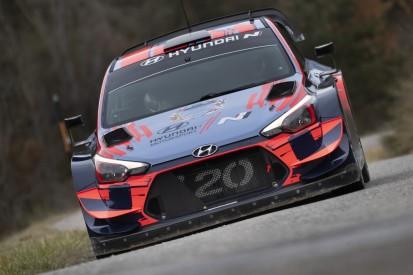 """Klare Hyundai-Ansage: """"Wollen Fahrer- und Marken-Weltmeister werden"""""""