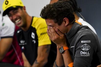 """Live auf YouTube: Norris gibt McLaren-Launch """"versehentlich"""" bekannt"""