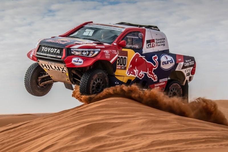Rallye Dakar 2020: Sainz nur noch 24 Sekunden vor Al-Attiyah