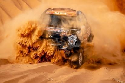 """Jacky Ickx: """"Die Rallye Dakar ist eine intellektuelle Herausforderung"""""""