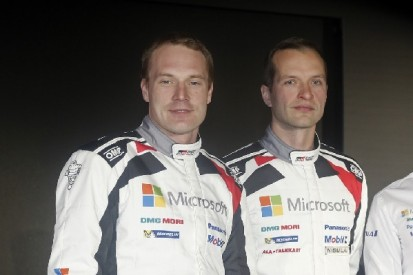 Kurios: Früherer Teamkollege wird in Schweden Latvalas Beifahrer