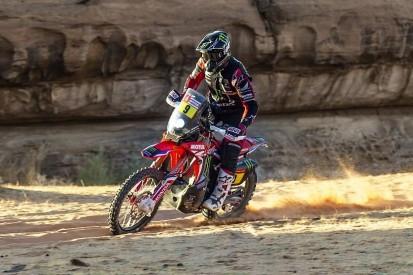 Rallye Dakar 2020: Brabec baut Führung wieder aus
