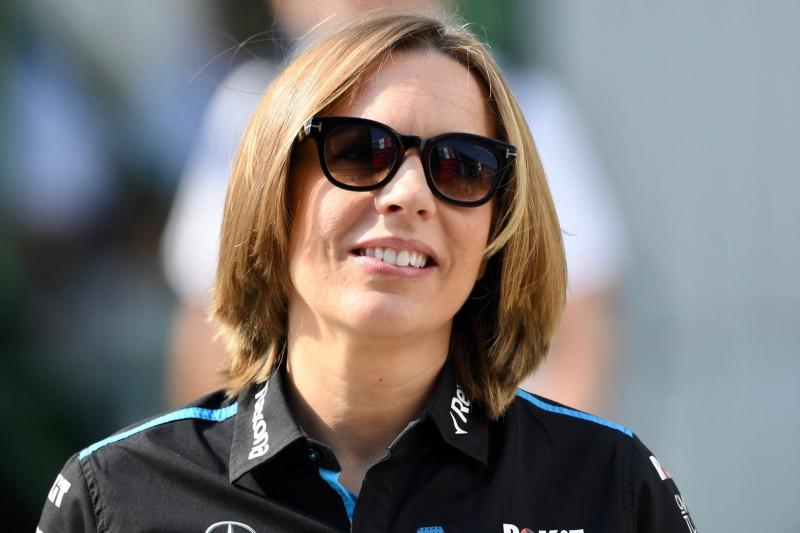 Williams sicher: Pannenstart wie 2019 wird nicht wieder passieren