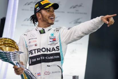 """Highlights des Tages: Hamilton kündigt an: Werde 2020 eine """"Maschine"""" sein"""