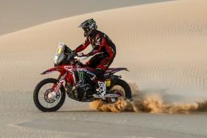 Honda-Fahrer Ricky Brabec gewinnt die Rallye Dakar 2020