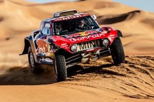 Carlos Sainz erobert seinen dritten Sieg bei der Rallye Dakar