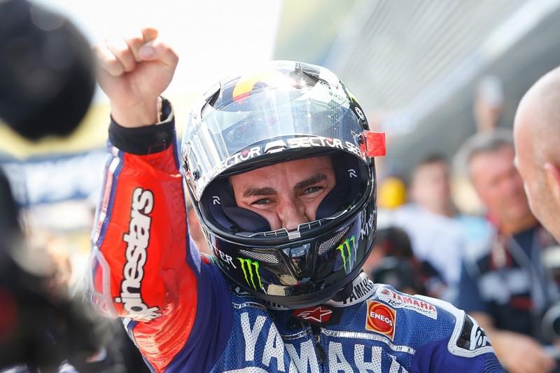 MotoGP-Ehrung: Lorenzo, Biaggi und Anderson erhalten Legendenstatus