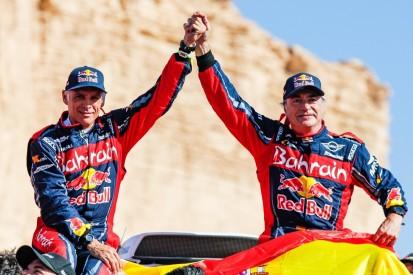 """""""Sehr stolz auf diesen Sieg"""": Carlos Sainz kostet Dakar-Triumph aus"""