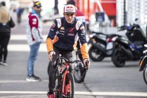 MotoGP 2020: Wie sich Weltmeister Marquez auf dem Rad vorbereitet