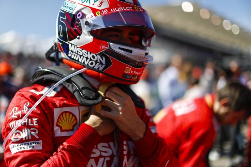 """Charles Leclerc verrät: Ayrton Senna """"mein einziges Idol"""""""