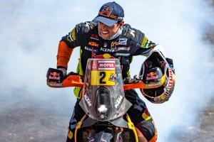 """Matthias Walkners Dakar-Fazit: """"Kann mit fünftem Platz gut leben"""""""