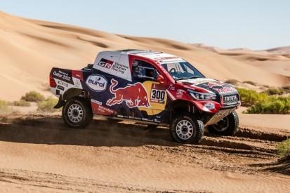 """""""Regeln sind unfair"""": Al-Attiyah sieht Toyota vom Reglement benachteiligt"""