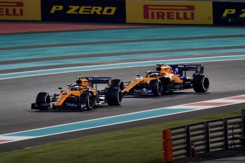 McLaren: Kein so großer Sprung wie 2019 erwartet