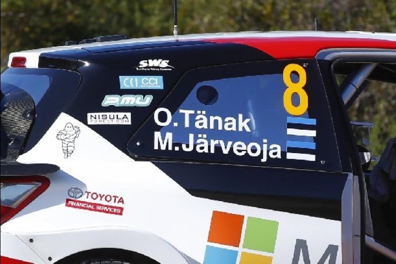 WRC 2020: Erstmals kein Auto mit der Startnummer 1