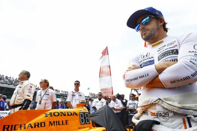 Fernando Alonso: Indy-500-Pläne mit Andretti werden konkreter