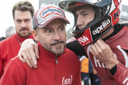 MotoGP-Test Sepang: Max Biaggi kommentiert Aprilia-Gerüchte