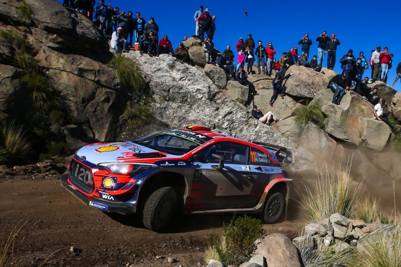 WRC-Kalender 2020: Neues Datum für die Rallye Argentinien