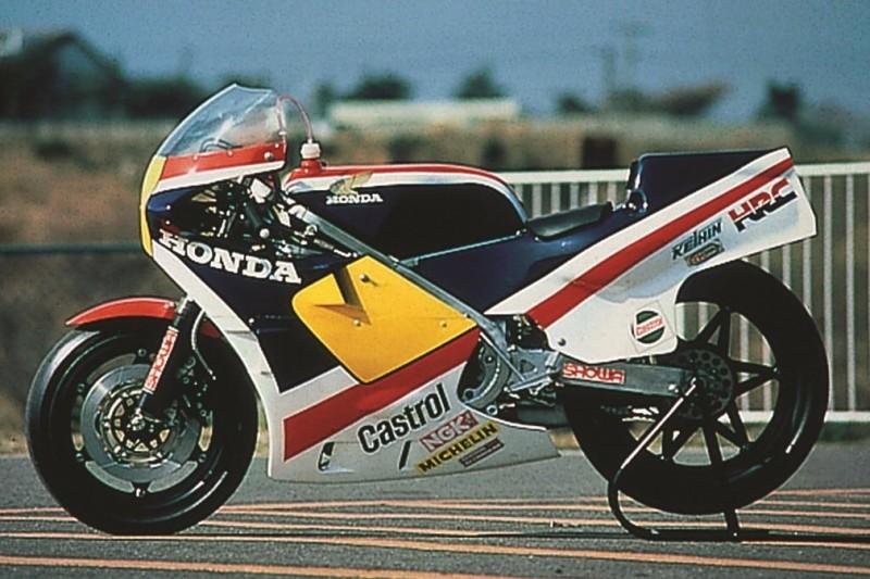 """Erinnerungen an die NS500: Honda wollte """"etwas Einzigartiges schaffen"""""""