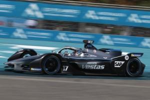Batterien zu stark gekühlt: Nyck de Vries verliert erstes Formel-E-Podium