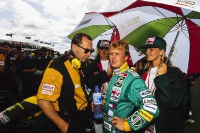 Silverstone 1992: Als Herbert den Lotus von Teamkollege Häkkinen fuhr