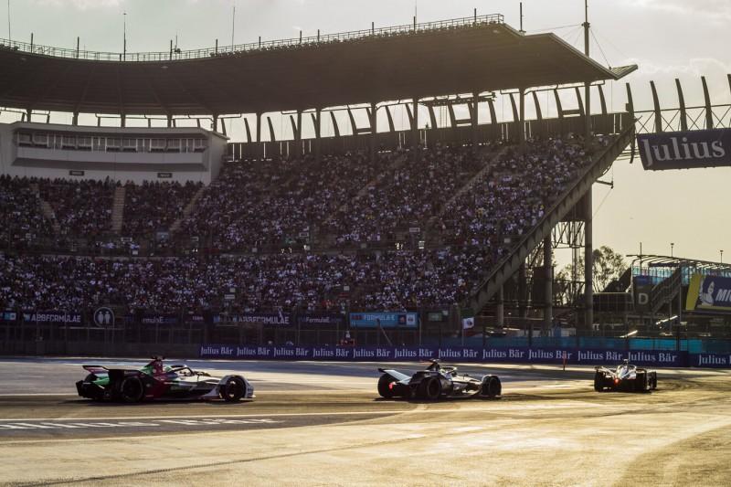 Mexiko: Formel E will mehr vom Formel-1-Kurs nutzen