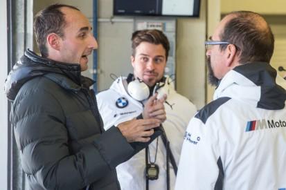 DTM wartet auf Kubica: Sorgt er für BMW-Kundenteam?