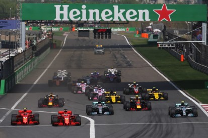Formel-1-Live-Ticker: Highlights des Tages: China-GP in Gefahr?