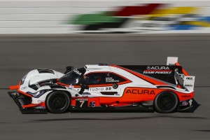 24h Daytona 2020: Acura bestimmt erste Trainings, übler Porsche-Crash
