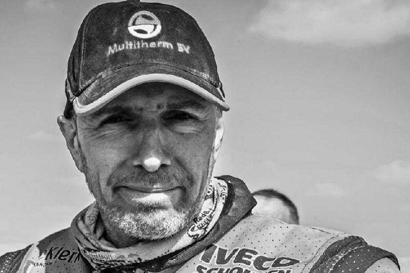 Rallye Dakar 2020: Edwin Straver an Unfallfolgen verstorben