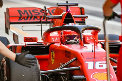 Ferrari: Nur Charles Leclerc fährt Pirelli-Reifentest