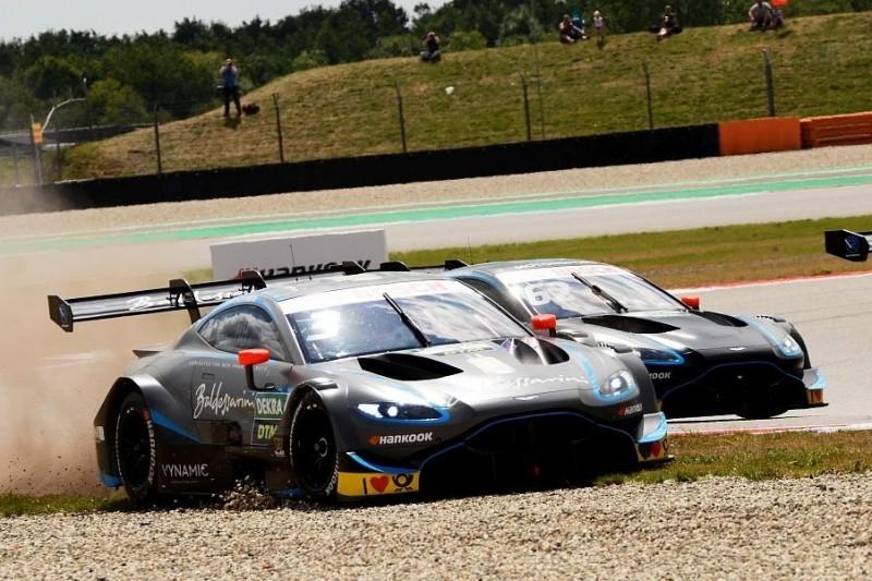 DTM-Paukenschlag: Aston-Martin-Team R-Motorsport steigt aus!