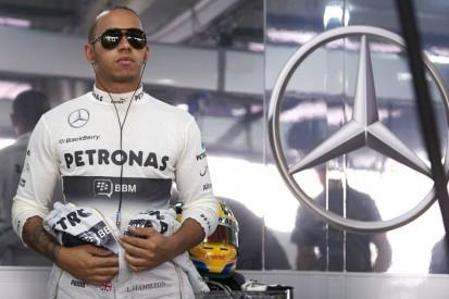 Highlights des Tages: Hamiltons Jahrestag bei Mercedes
