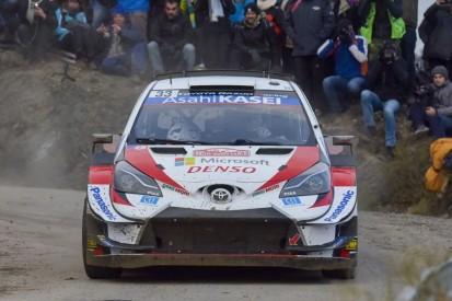 WRC Rallye Monte Carlo 2020: Elfyn Evans stürmt an die Spitze